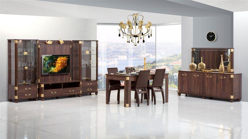 Chambre A Coucher Turque 2 : Salle à manger kristal