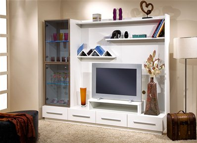 meuble tv midi 2. Black Bedroom Furniture Sets. Home Design Ideas