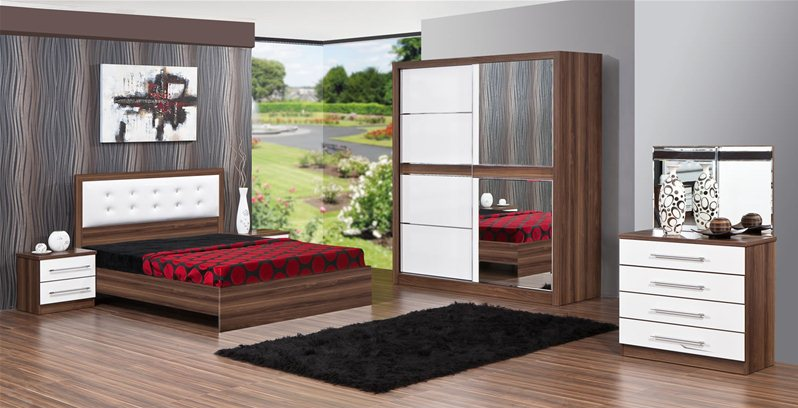 Chambre à coucher OMEGA 2