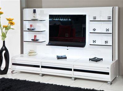 meuble tv yildiz 1. Black Bedroom Furniture Sets. Home Design Ideas