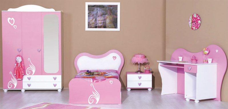 chambre enfants daisy grp 4. Black Bedroom Furniture Sets. Home Design Ideas