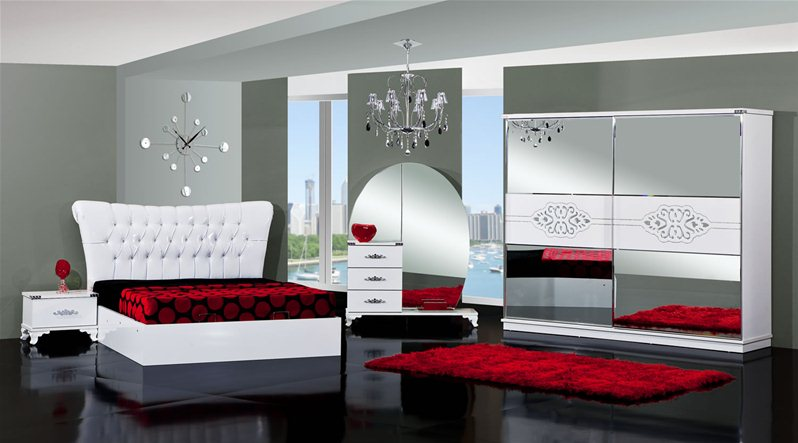 chambre coucher gorkem 1. Black Bedroom Furniture Sets. Home Design Ideas