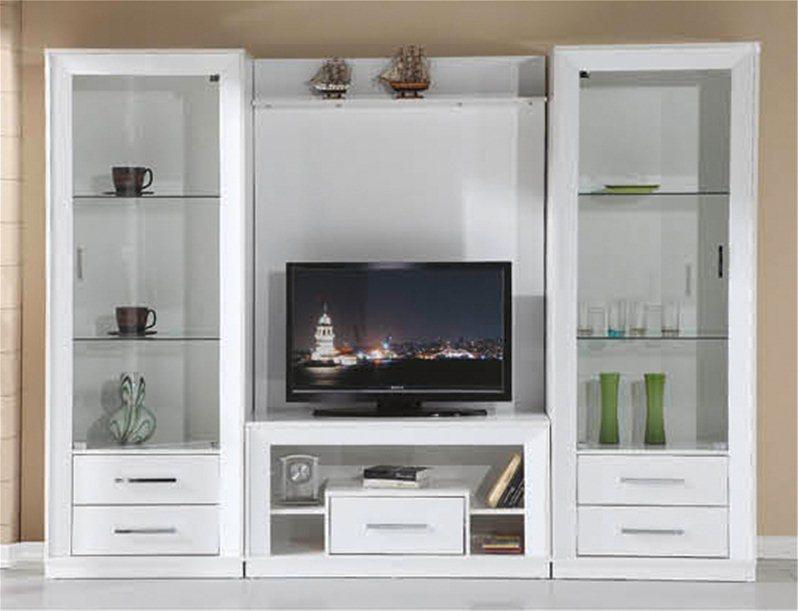 meuble tele pour chambre antique brillant noir fonc noyer meuble tv pour livinfg chambre. Black Bedroom Furniture Sets. Home Design Ideas