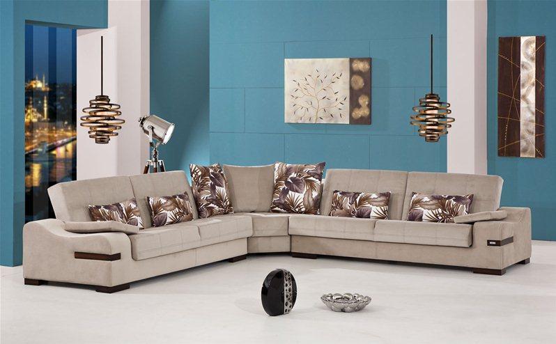 canap d 39 angle prestij 1. Black Bedroom Furniture Sets. Home Design Ideas
