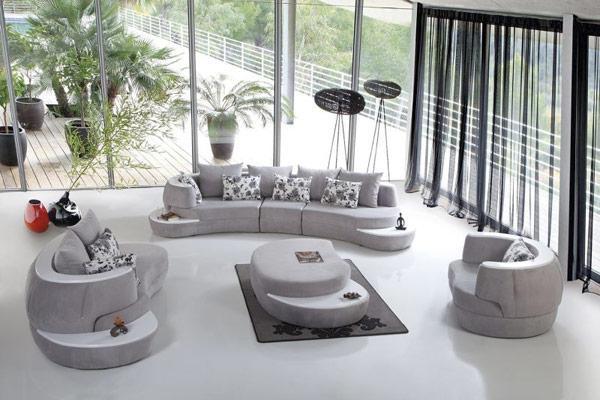 Salon zen 2 for Meubles japonais montpellier