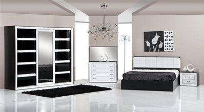 chambre coucher atlas 1. Black Bedroom Furniture Sets. Home Design Ideas