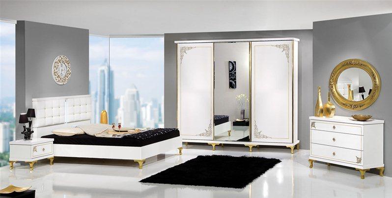 Chambre à coucher OKYANUS 2